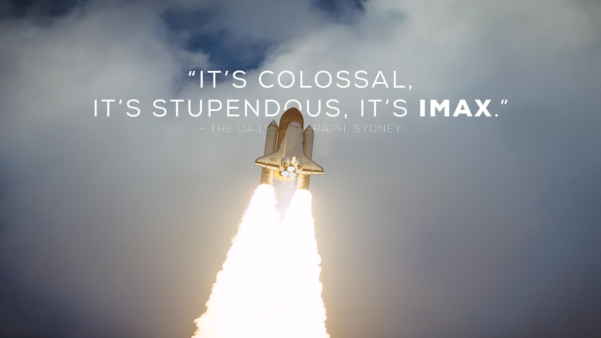 IMAX   Documentary Sizzle